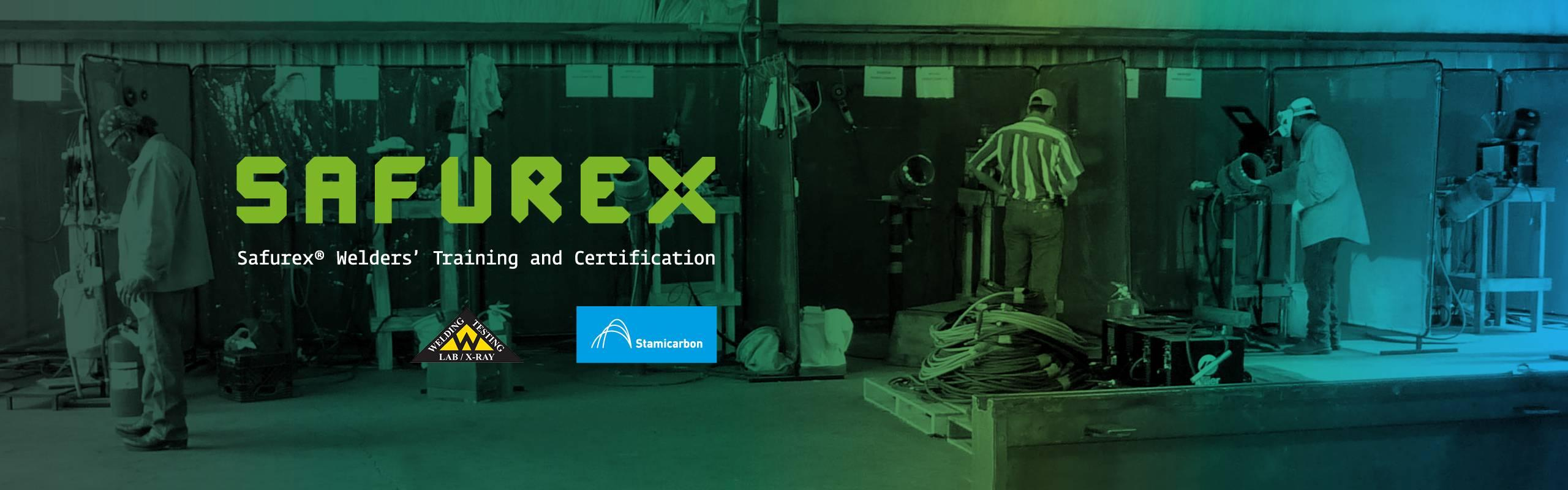 Safurex Welders Training and Certification Stamicarbon