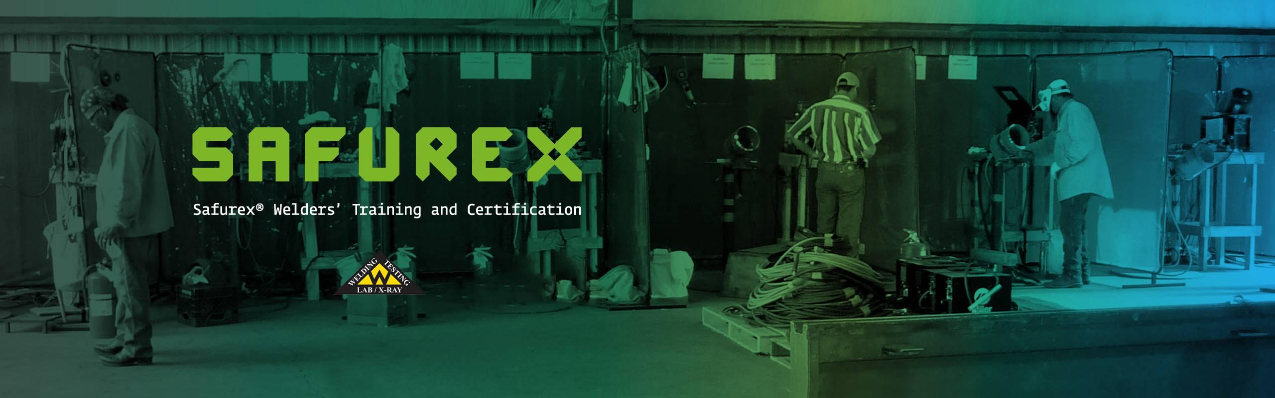 Safurex Welders Training and Certification